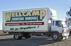 Wellcamp Furniture Removals: Making your move a smooth one